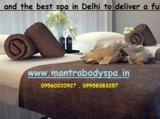 Female to Male Body to Body Massage in South Delhi