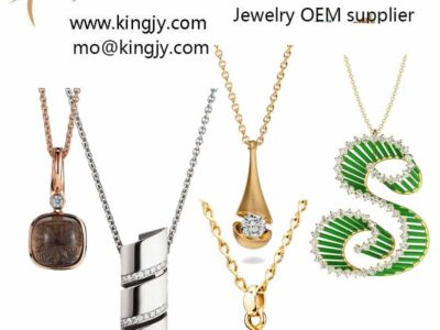 Jewelry traders customize Initial Butterfly Neckla