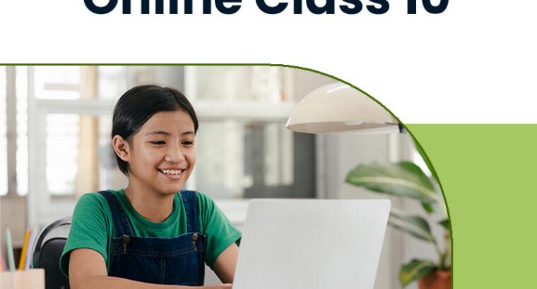 Online Class 10   CBSE/ICSE – Online Tuition class