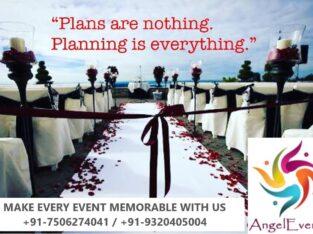 Angel Events – Event Planner – Wedding Planner