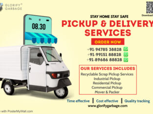 GLORIFY GARBAGE MOVER & PACKER SERVICES IN CHANDIG