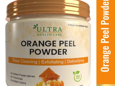 Orange Peel Powder for Skin Face
